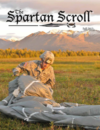 SPARTAN SCROLL FALL2013